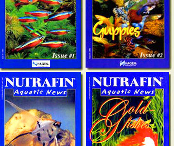 Nutrafin Aquatic News