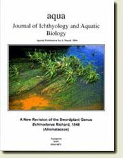 aqua special I, Echinodorus Revision