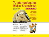 7. DISCUS CHAMPIONNAT INTERNATIONAL