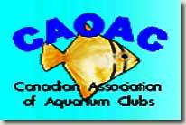 PALESTRAS NA CANADIAN ASSOCIATION OF AQUARIUM CLUBS