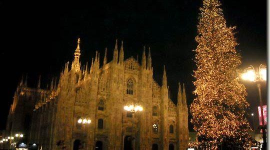 NOEL 2008 A MILAN