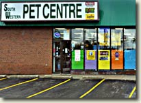 South Western Pet Centre, Ontario