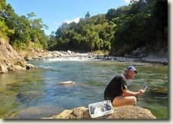 Wangag River, Philippines