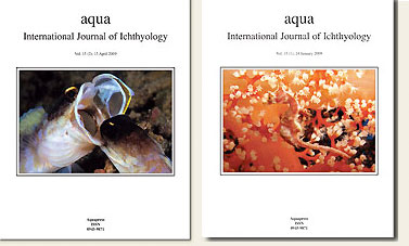 aqua International Journal of Ichthyology