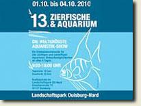 13. Zierfische & Aquarium 2010