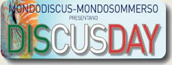 Lecture at DiscusDay in Genova – Italy