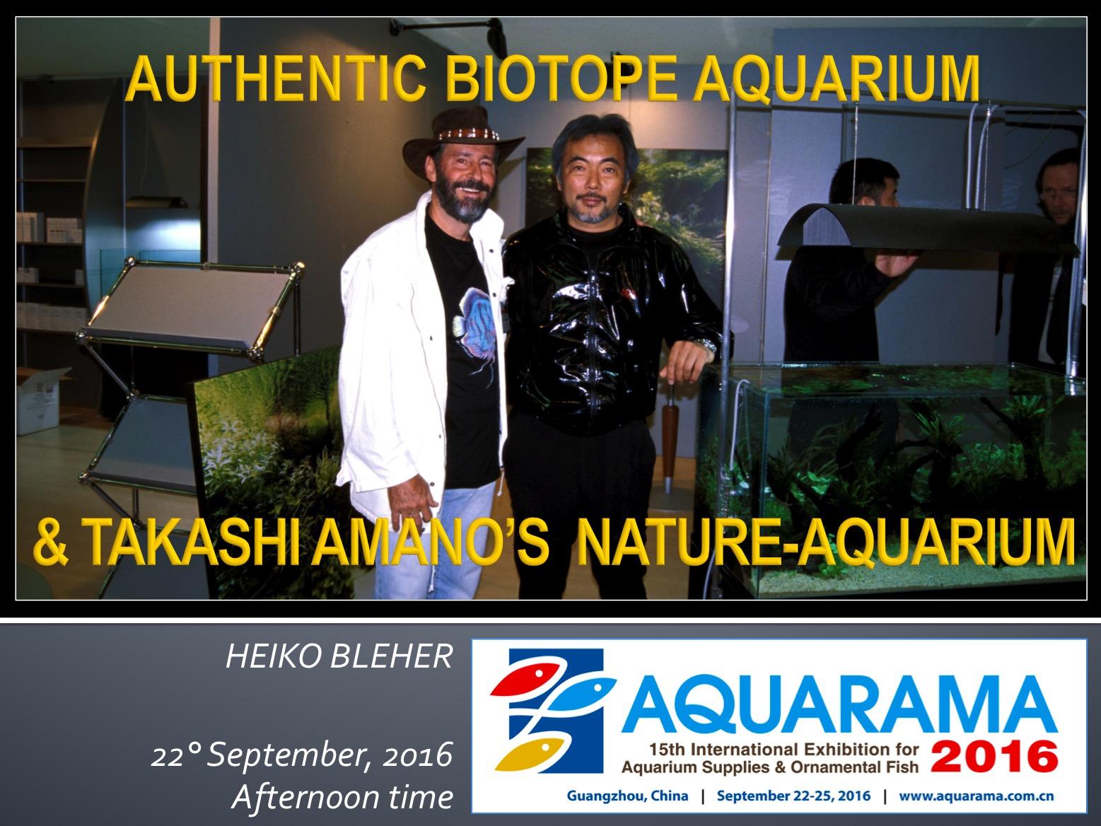 Biotope aquarium_Aquarama_Guangzhou 2016