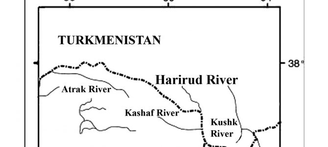 aqua International Journal – Checklist of fishes from the Harirud/Tedzhen River basin