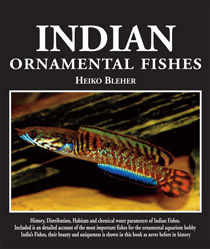 Review of Heiko Bleher's book Indian Ornamental Fishes – Volume 1