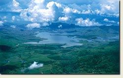 Lago Wanam