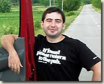 Mihai Victor Romanian Aquarist
