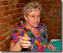 Visit to Barbara Bogdanska