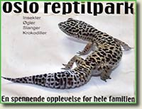 Reptilpark in Oslo