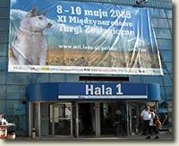 Pet Fair 2009 in Poland