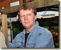Jeff Burch rainbowfish breeder in London, Ontario