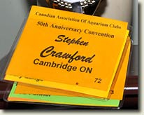 Stephen Crowford – hobby breeder from Cambridge, Ontario