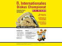 8th International Discus Championships