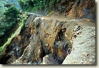 Heiko on expedition of the world's most dangerous road