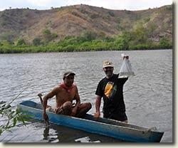 Field trip to Mindoro Occidental