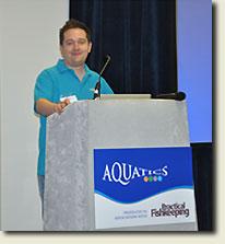 Seminars at Aquatics Live