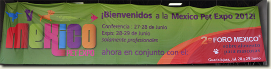 MexicoPetExpo 2012